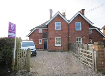 Thumbnail 2 bed semi-detached house to rent in Priest Hill, Nettlebed, Henley-On-Thames