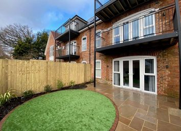 Thumbnail 2 bedroom flat for sale in St Peters Road, Lower Parkstone, Poole, Dorset