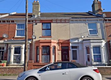 Thumbnail 2 bed terraced house for sale in Suffolk Road, Southsea, Hampshire