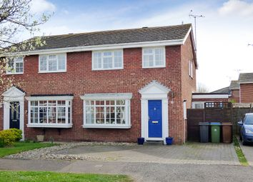Thumbnail 5 bed semi-detached house for sale in Leeward Road, Littlehampton
