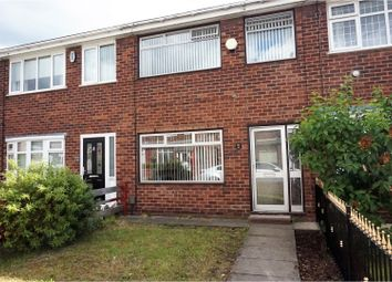 Thumbnail 3 bed town house for sale in Ireland Street, Widnes