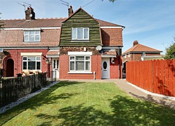 Thumbnail 3 bed end terrace house for sale in 25th Avenue, Hull, East Yorkshire