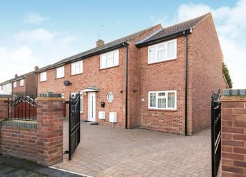 Thumbnail 4 bed semi-detached house for sale in Frimley, Camberley, Surrey