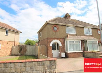 Thumbnail 2 bed semi-detached house for sale in Elgin Drive, Swindon