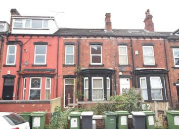 Thumbnail 4 bed terraced house for sale in Brudenell Grove, Leeds, West Yorkshire
