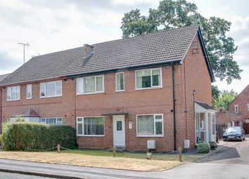 Thumbnail 2 bed maisonette for sale in Chapel Road, Astwood Bank, Redditch