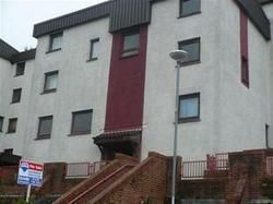 Thumbnail 2 bed flat to rent in Millcroft Road, Cumbernauld