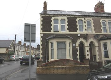 Thumbnail 3 bed end terrace house for sale in Habershon Street, Splott, Cardiff