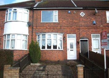 Thumbnail 2 bed semi-detached house to rent in Anstey Lane, Leicester