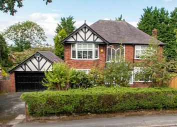 4 bed detached house for sale in Grove Lane, Hale, Altrincham WA15