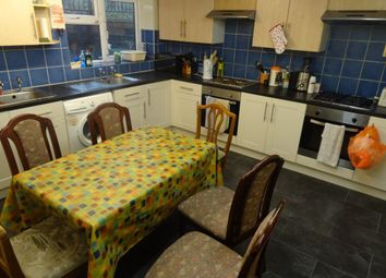 Thumbnail 8 bed terraced house to rent in Derwent Water Terrace, Headingley