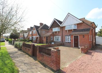 Thumbnail 2 bed semi-detached house for sale in Village Way, Ashford