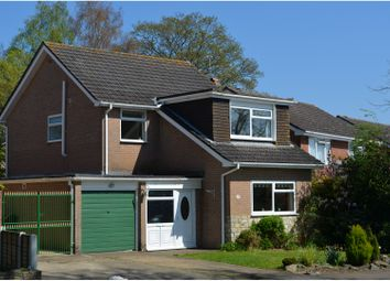 Thumbnail 4 bed detached house for sale in Hayward Crescent, Verwood
