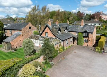 Thumbnail 5 bed detached house for sale in Lower Lane, Eaton, Tarporley, Cheshire