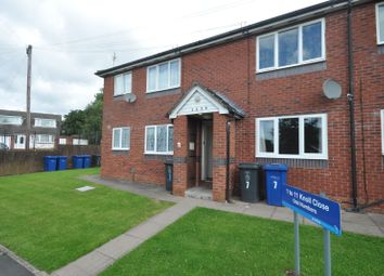 Thumbnail 2 bed flat to rent in Knoll Close, Chasetown, Burntwood