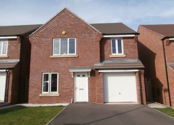 Thumbnail 4 bed detached house for sale in Franklin Close, Wythall, Birmingham
