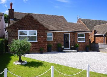 Thumbnail Detached bungalow for sale in Meadow Way, Hitchin