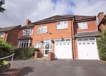 Thumbnail 5 bed detached house for sale in Moorcroft Road, Moseley, Birmingham
