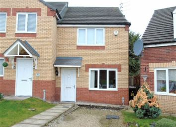 Thumbnail 2 bed semi-detached house to rent in Highfield Road, Huyton, Liverpool