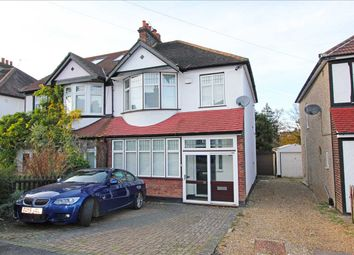 Thumbnail 3 bed semi-detached house for sale in Norman Avenue, South Croydon