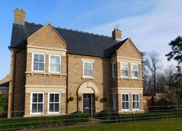 Thumbnail 4 bed detached house for sale in Stephenson Walk, Fairfield, Stotfold, Herts