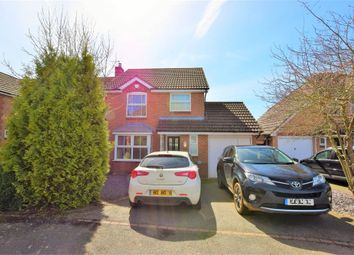Thumbnail 3 bed detached house for sale in Thrupp Bridge, Wootton Fields, Northampton