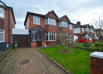 3 bed semi-detached house for sale in Clarendon Road, Audenshaw, Manchester M34