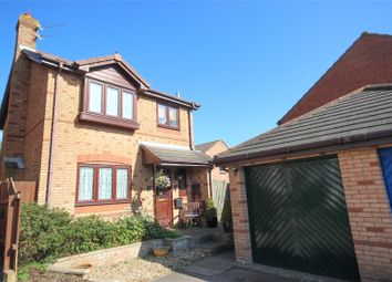 Thumbnail 3 bed detached house for sale in Ellicks Close, Bradley Stoke, Bristol