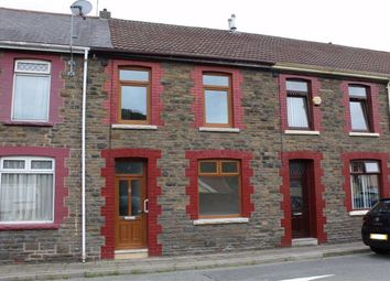 Thumbnail 3 bed terraced house to rent in Lower Taff View, Pontypridd