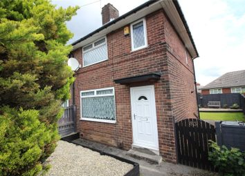 Thumbnail 2 bed semi-detached house for sale in Broadlea Crescent, Leeds, West Yorkshire