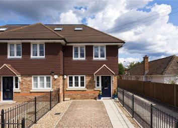 Thumbnail 4 bedroom end terrace house for sale in The Grove, Walton-On-Thames, Surrey