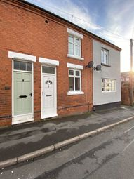 Thumbnail 2 bed terraced house for sale in Stamford Street, Ratby, Leicester
