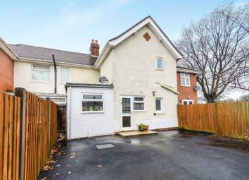 Thumbnail 3 bedroom terraced house for sale in Alder Road, Coxford, Southampton