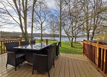 Thumbnail 3 bed lodge for sale in Ambleside Road, Troutbeck Bridge, Windermere