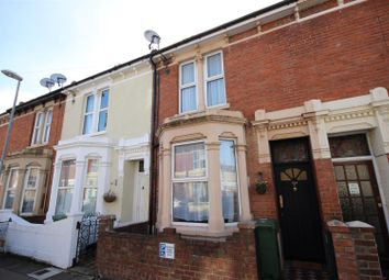 Thumbnail 3 bed terraced house for sale in Manners Road, Southsea, Portsmouth, Hampshire