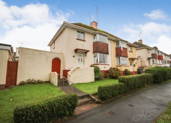 Thumbnail 3 bed semi-detached house for sale in Halsteads Road, Torquay