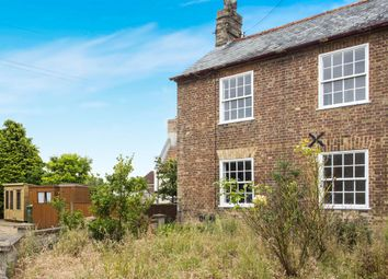 Thumbnail 3 bedroom semi-detached house for sale in The Hill, Fincham, King's Lynn
