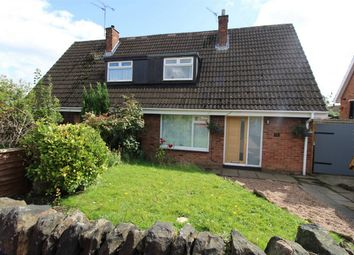 Thumbnail 3 bed semi-detached house for sale in Bracken Hill, Burncross, Sheffield, South Yorkshire