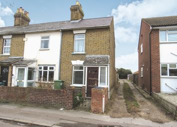 Thumbnail 2 bedroom end terrace house for sale in Whitley Road, Hoddesdon