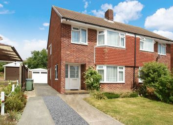 Thumbnail 3 bed semi-detached house for sale in Oxford Close, Fareham
