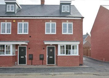 Thumbnail 4 bed semi-detached house to rent in Bobbins Way, Buckingham