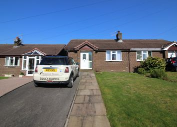 Thumbnail 2 bed semi-detached bungalow to rent in Croft Manor, Glossop