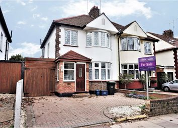 Thumbnail 3 bedroom semi-detached house for sale in Earls Hall Avenue, Southend-On-Sea