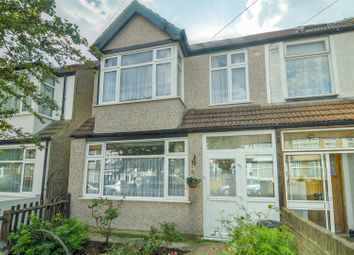 Thumbnail 3 bed end terrace house for sale in Beckway Road, London
