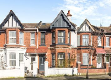 Stoneham Road, Hove BN3. 4 bed terraced house for sale