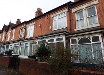 Thumbnail 2 bed terraced house to rent in Laxey Road, Edgbaston, Birmingham