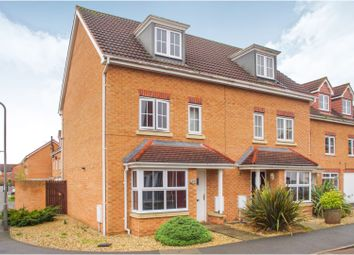 Thumbnail 4 bed semi-detached house for sale in Ainderby Gardens, Northallerton