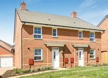 Thumbnail Semi-detached house to rent in Ganger Farm Way, Kings Chase, Romsey, Hampshire