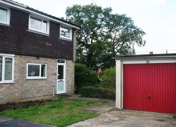 Thumbnail 3 bed end terrace house to rent in Marlow Road, Bishops Waltham, Southampton