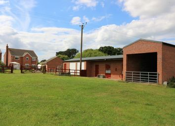 Thumbnail 4 bed detached house for sale in Main Street, Kirby Bellars, Melton Mowbray